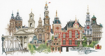 Amsterdam by Thea Gouverneur