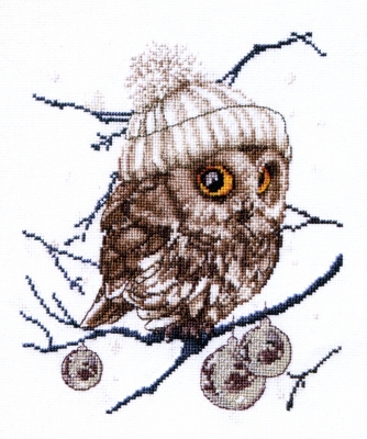 Whoo Whoo Its Winter,GOK743,Thea Gouverneur