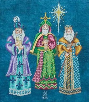 We Three Kings by Glendon Place