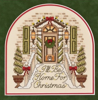 I'll Be Home For Christmas by Glendon Place