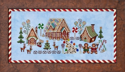 Glendon Place Gingerbread Grove