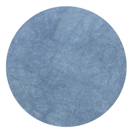 COLOUR AND COTTON Hand Dyed Fabric - GRAYSTONE, 18X27, LINEN 32CT