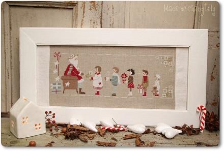 Madame Chantilly Gifts For Santa