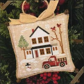 Granpa's pick up by Little House of Needlework