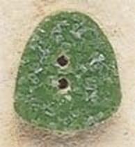 Debbie Mumm Buttons - 43173 - Green Gumdrop
