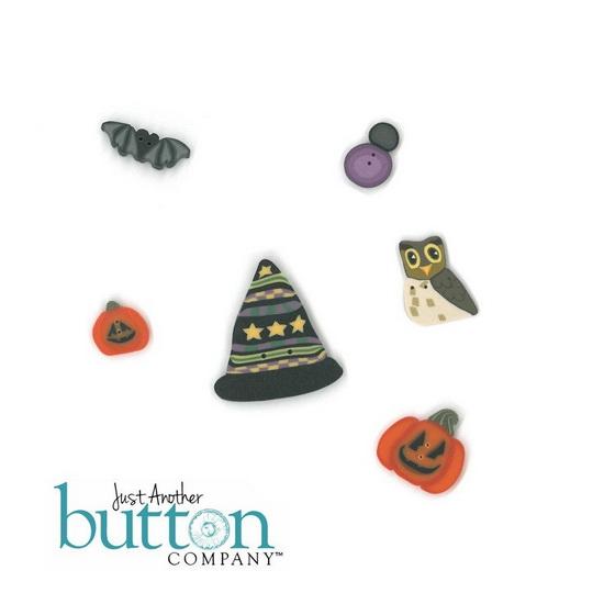 BUTTON PACK - HAUNTED HILLSIDE FARM - Praiseworthy Stitches