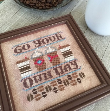 Go Your Own Way - Cool Beans by Hands On Designs