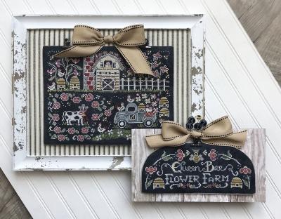 Hands On Designs Queen Bee Flower Farm - Chalk on the Farm