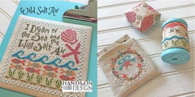Hands On Designs Wild Salt Air (4 designs)