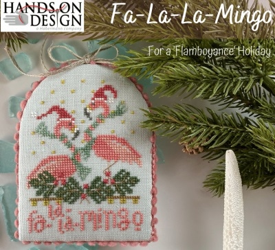 Fa-La-La-Mingo by Hands On Designs