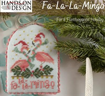 Hands On Designs Fa-La-La-Mingo