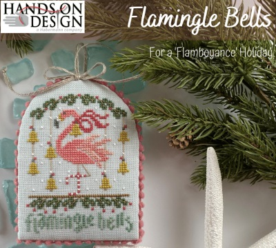 Flamingle Bells by Hands on Design