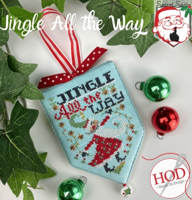 Jingle All The Way - Secret Santa Series (8/8) by Hands On Designs