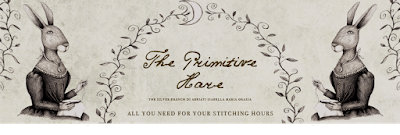Fabric by The Primitive Hare