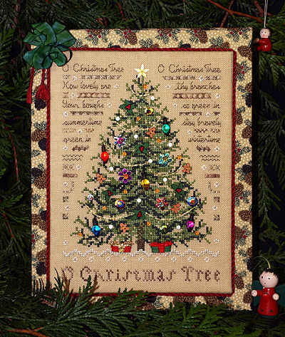 Bling Tree by The Victoria Sampler