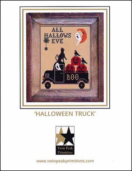 Twin Peak Primitives - Halloween Truck