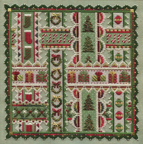 HOLIDAY RIBBONS by Laura J.Perin Designs