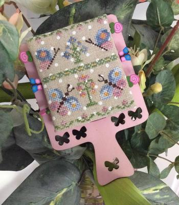 Hornbook Series #2 - Butterflies MDD-H2B by Mani di Donna