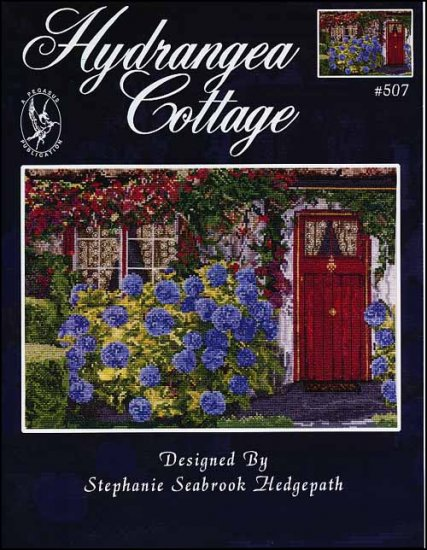 Hydrangea Cottage by Pegasus Originals