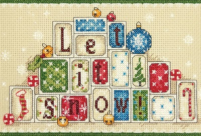 Let it snow,70-08920,Dimensions