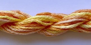DINKY DYES S-289 Citrus