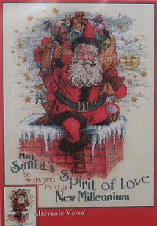 Santa's Spirit of Love