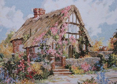 Wepham Cottage by Marty Bell