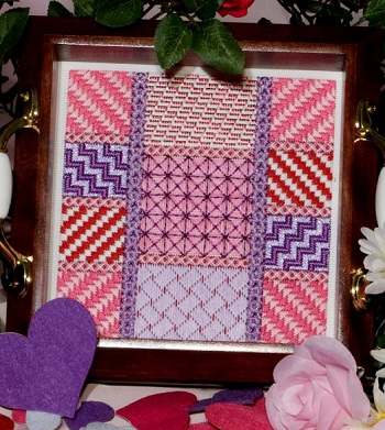 Deb Bee's Designs Lovey Dovey