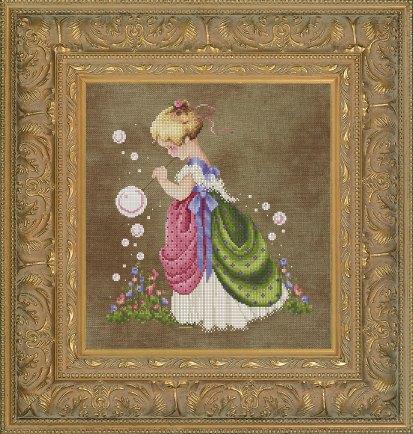 Lavender & Lace Isabella's Garden-LL63