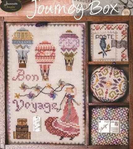Jeannette Douglas Designs Journey Box