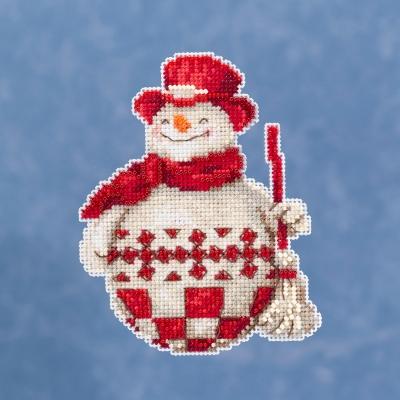 Nordic snowman,JS201916,Jim Shore