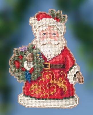 Jim Shore JS202014 Winter Wishes Santa