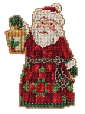Jim Shore JS202113 Santa with Lantern