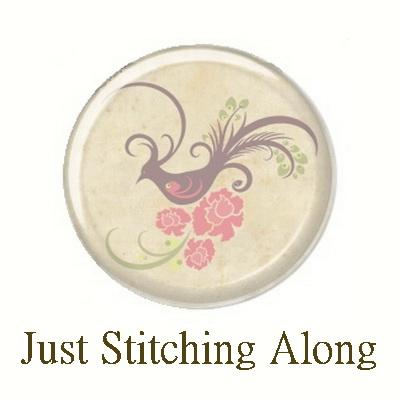 Just Stitching Along