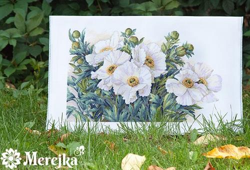 Garden Beauties,K-115,by Merejka