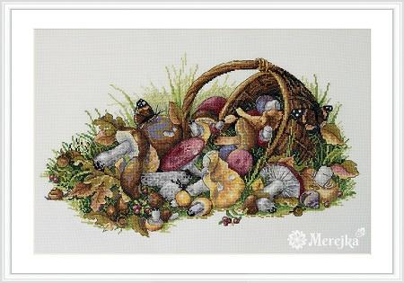 Mushrooms,K-127,by Merejka
