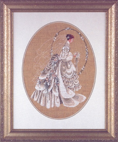 The Bride,LL9,Lavender & Lace