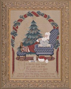 Lavender & Lace Secret Santa,LL54