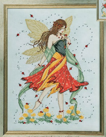 Ladybird Fairy by Joan Elliott
