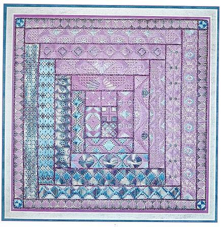 Brenda E. Kocher Designs Lavender Logs