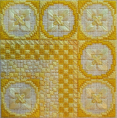 Color Delights-Lemon- by Needle Delights Originals