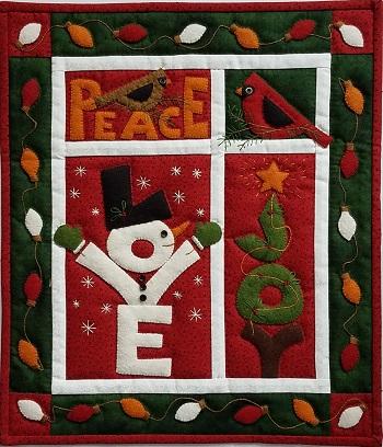Rachael's of Greenfield LOVE, JOY, PEACE Kit