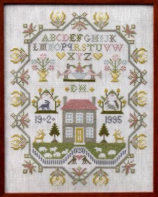 Moira Blackburn Country House Sampler