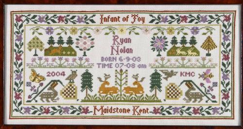 Moira Blackburn Infant of Joy