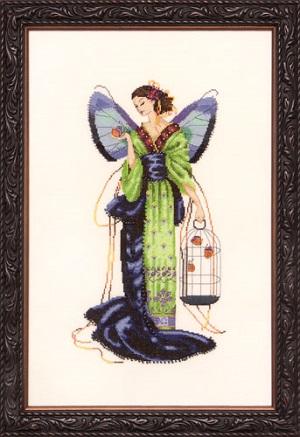 September Sapphire Fairy,MD114,Mirabilia