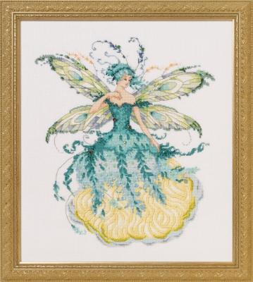 March Aquamarine Fairy,MD159,by Mirabilia