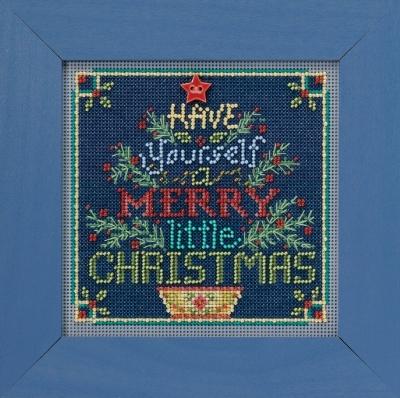 Merry Little Christmas,MH141831,Mill Hill