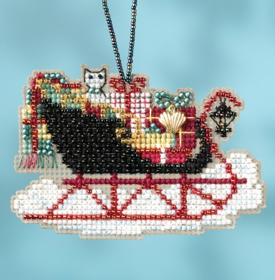 Vintage Sleigh,MH161732,Mill Hill
