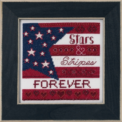 Mill Hill MH171911 Stars and Stripes