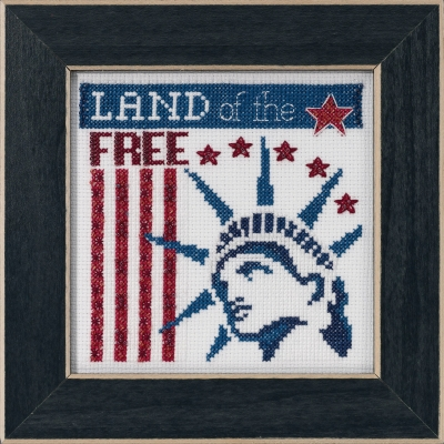 Mill Hill MH171912 Land of the Free